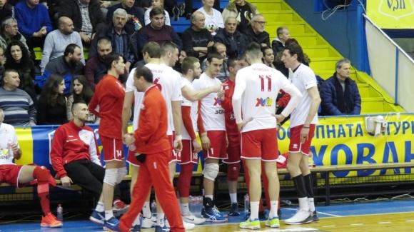 ЦСКА взе реванш и изравни серията срещу Монтана (видео + снимки)