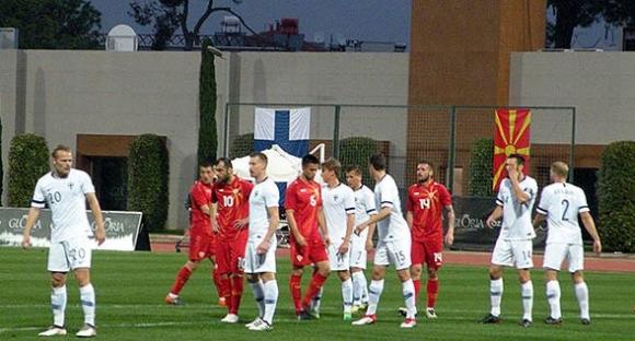 Скука на Финландия - Македония
