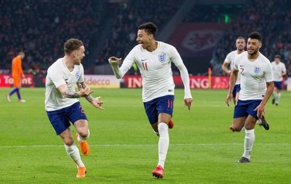 Англия вгорчи дебюта на Куман (видео)