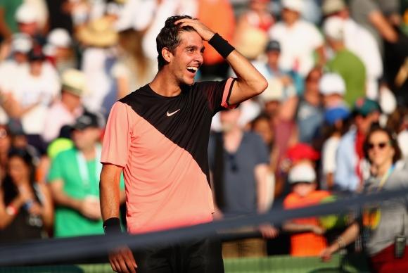 Кокинакис: Когато играя своя тенис съм почти непобедим