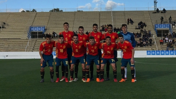 Талант на Барса вдъхнови Испания срещу Белгия