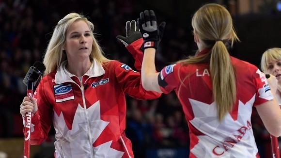 Канада ще играе срещу Швеция на финала на световното първенство