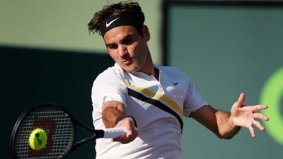 "Федерер ще пропусне сезона на клей, включително ""Ролан Гарос"""