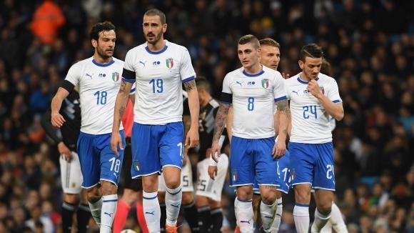 Италия обявява новия селекционер в края на май