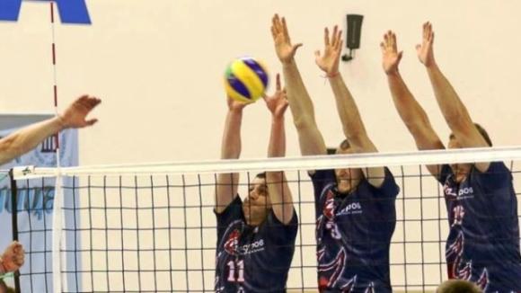 Дея спорт и Дунав тръгнаха с победи в полуфиналите на Висшата лига