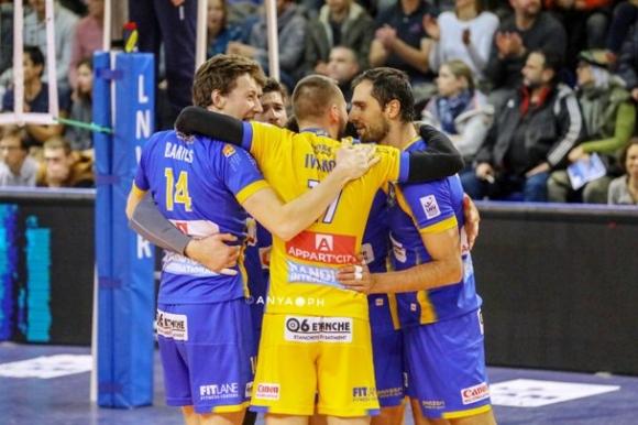 Колев, Иванов и Ница завършиха със загуба редовния сезон във Франция, но с шанс за плейофите