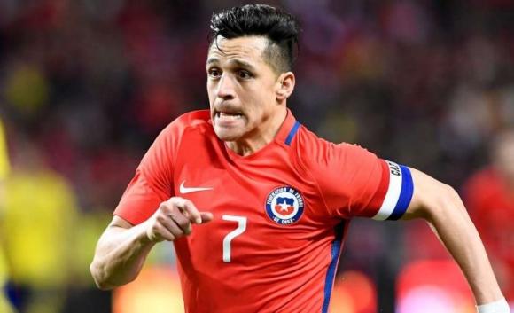 Алексис вече е №1 по мачове за Чили