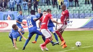 Запазената марка на ЦСКА-София - победен гол в последните минути