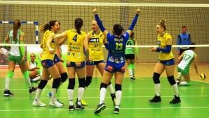 Първият финален мач Марица - Левски ще се проведе на 21 март в Пловдив