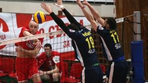 Монтана и ЦСКА започват битката от полуфиналите на 22-и март
