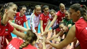 България ще играе в София мачовете от Златната Европейска лига по волейбол