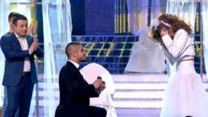 "Русата Златка каза ""Да"" на Георги Валентинов в ефир (видео)"
