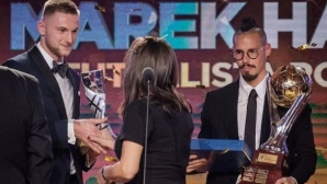Хамшик е №1 в Словакия за седми път