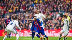 В Барселона: Числата не лъжат - Меси е пред CR7
