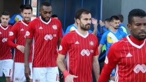 ЦСКА-София уреди контрола за паузата