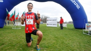 Президентът на Европейската атлетика награждава победителите от Run Bulgaria в Пазарджик