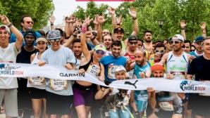 И тази година редица български популярни личности и спортисти припознаха каузата Wings for Life World Run