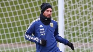 Няма почивка за Меси: ще играе срещу Италия и Испания