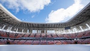 ФИФА инспектира и стадиона в Саранск