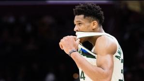 Още една звезда в НБА се контузи (видео)