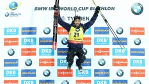 Фуркад спечели за седми пореден път малката световна купа в спринта