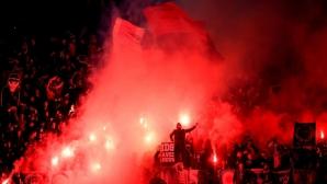 УЕФА наказа ПСЖ заради феновете