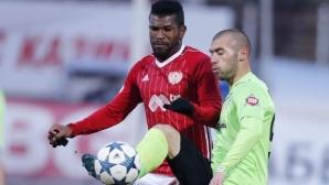 Жеферсон: Избрах ЦСКА заради амбициозния проект