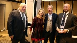Министър Кралев участва в работна среща за решаване на проблемите между ФИБА и Евролигата
