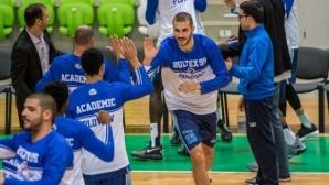 Академик Бултекс 99 с Ваклинов, но без Секулов срещу Рилски спортист