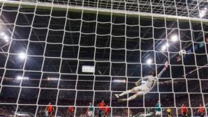 Германия и Испания сътвориха зрелище (видео)