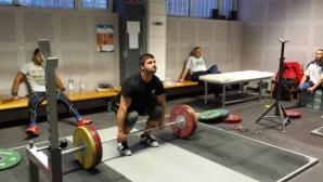 България с 11 участници на Европейското по вдигане на тежести