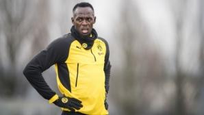 Треньорът на Дортмунд: Болт е талантлив, но трябва да поработи