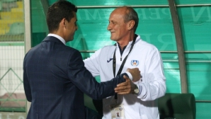 Томаш: Камбуров е отборен играч, някои все още не са дорасли да бъдат такива
