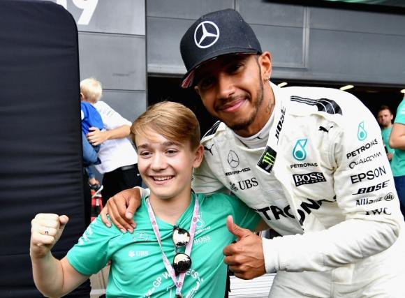 Монгър си гарантира състезателно място във Формула 3