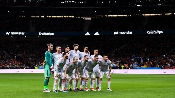Селекционерът на Испания обяви 19 футболисти за Мондиал 2018