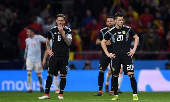 """Медиите разкъсват Аржентина: """"Липсват трима Меси"""" и """"Световен срам"""""""