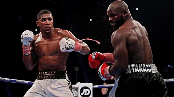 Боксов анализатор: Ако Джошуа се бие както срещу Такам, е загубен