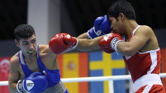 Даниел Асенов отказа германец за медал от Европейското