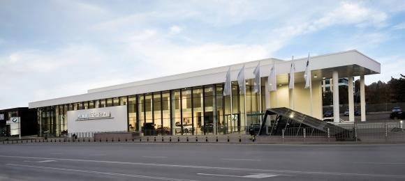 Новият дом на BMW в България и Македония отвори врати