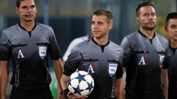 Определиха съдиите за Левски - Берое и ЦСКА-София - Ботев Пд