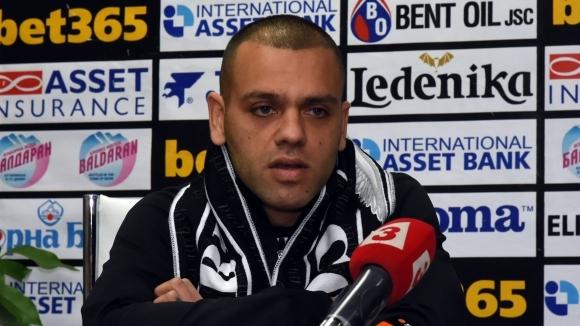 Загорчич чака опитен играч за мача с Ботев (Пд)