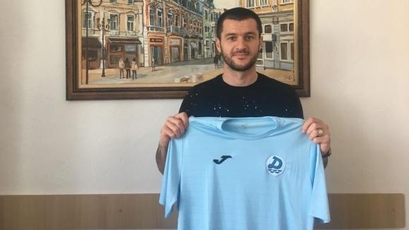 Дунав подписа с бивш футболист на Левски и Литекс