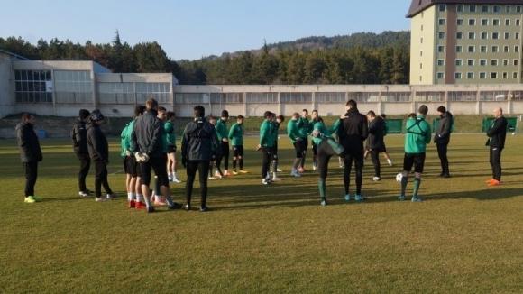 Шестима юноши тренират с Берое преди Левски