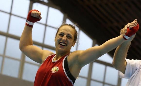 България има финалистка на европейското първенство по бокс до 22 години
