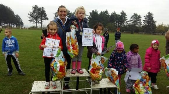 Над 300 деца се включиха в лекоатлетически турнир в Перник