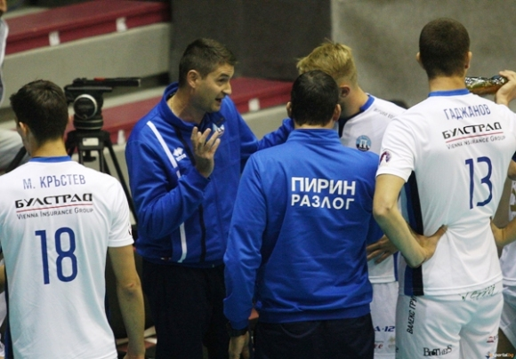 Северин Димитров: И в трите мача Нефтохимик показа по-добра игра