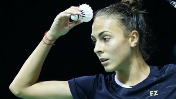 Мария Мицова на два четвъртфинала в Загреб