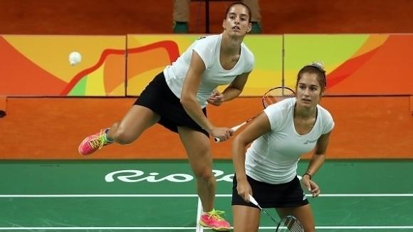 Сестри Стоеви на полуфинал в Орлеан