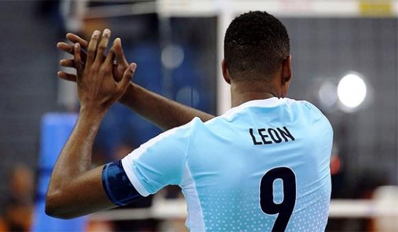 Вилфредо Леон официално се сбогува със Зенит
