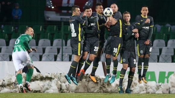 """Босненците впечатлени от """"Лудогорец Арена"""", правят подобен стадион"""